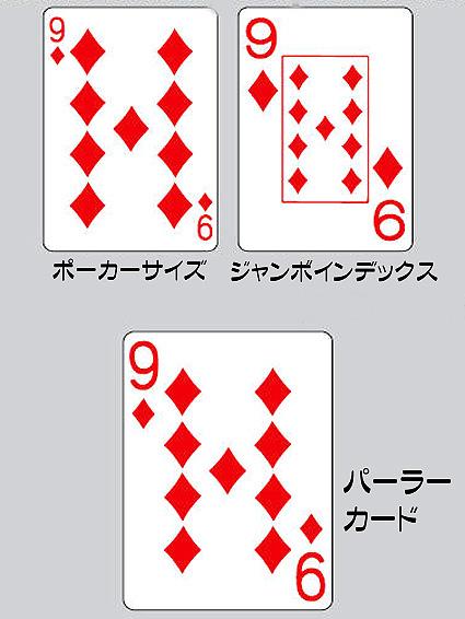 フェニックス・パーラー・デック(最小ジャンボカード)