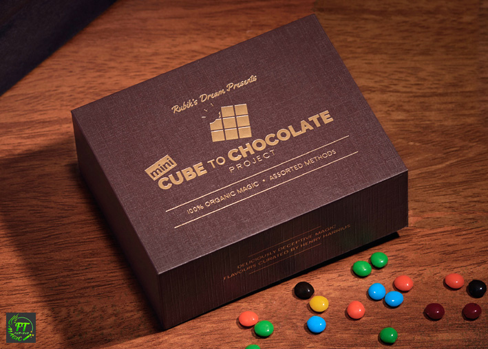 Miniキューブ to チョコレート2.0