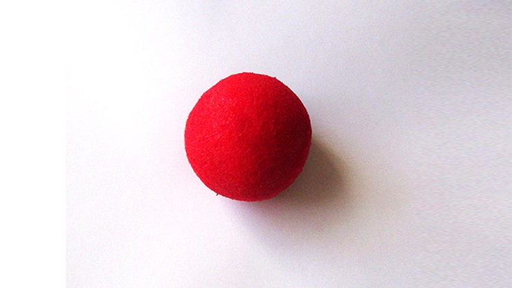 ボールtoルービックキューブ(スポンジボールがルービックキューブに変化)
