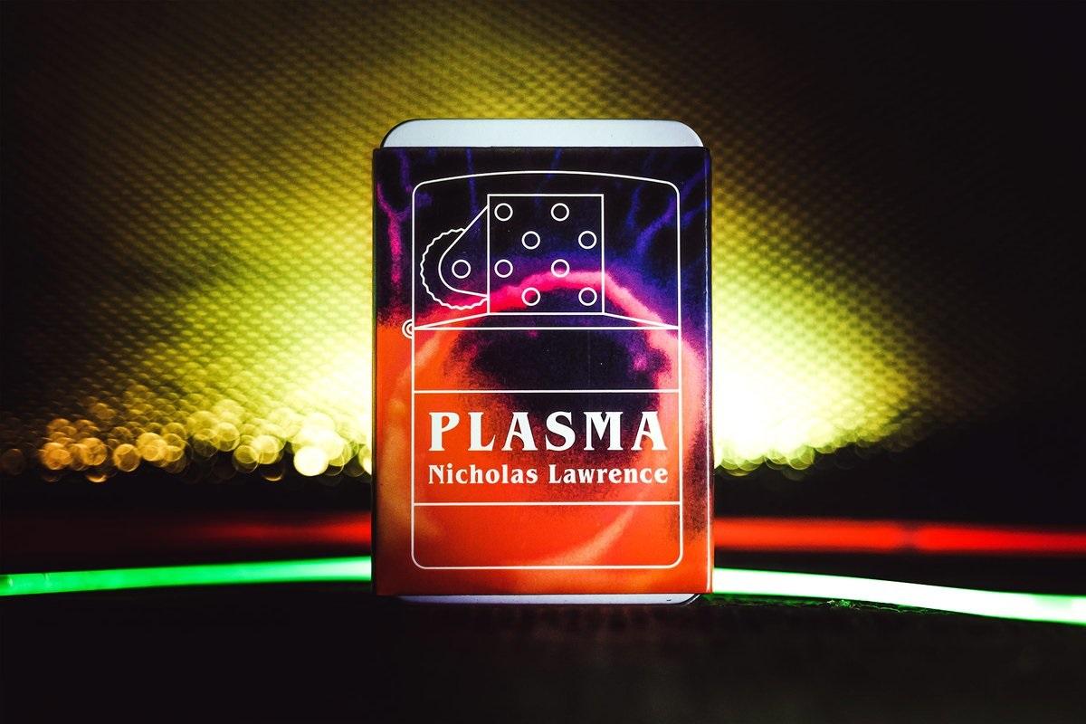 プラズマ(ライターにタバコやペンが貫通!)