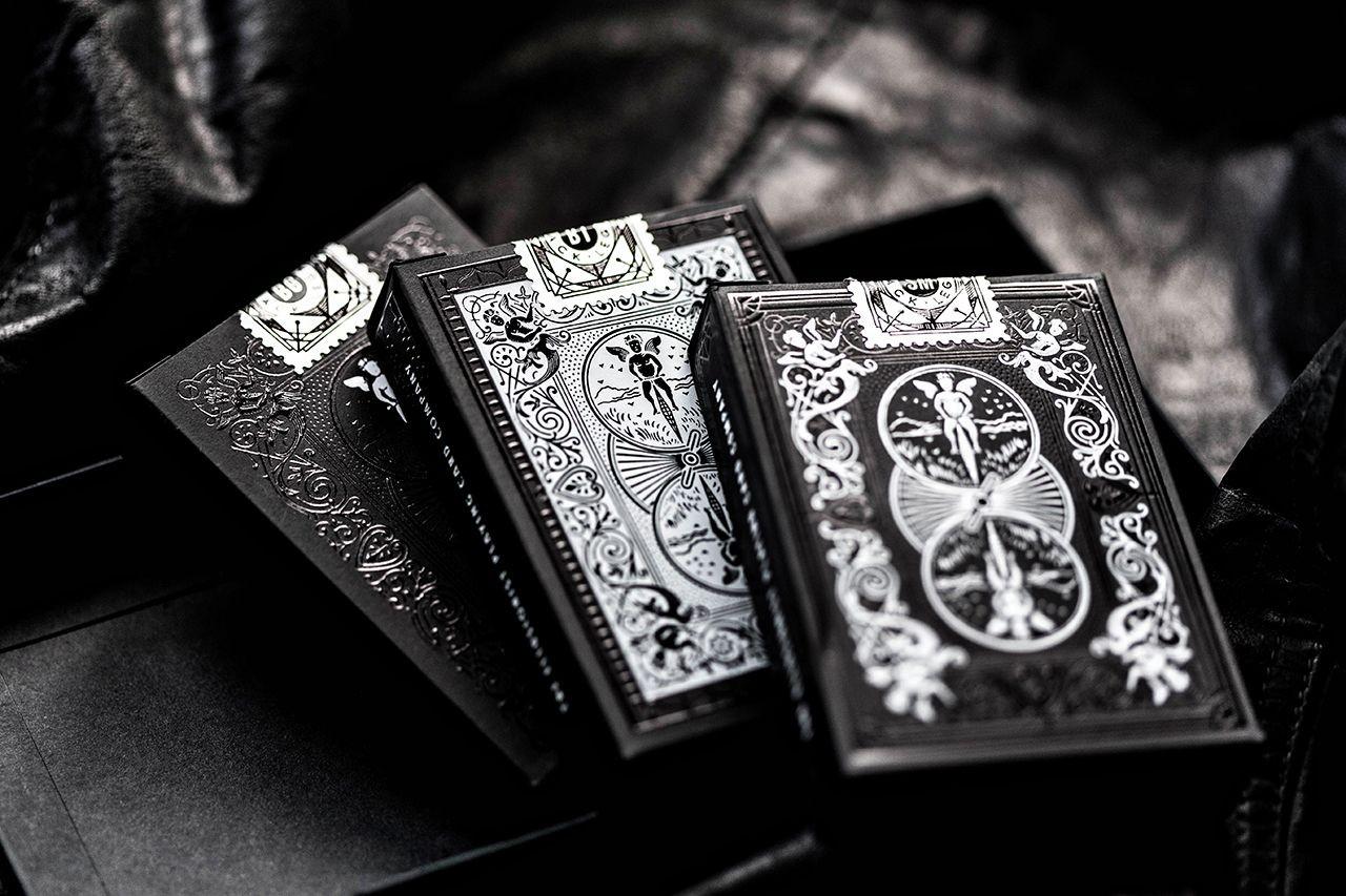 ブラック・レガシー・デック(漆黒のデック3種)