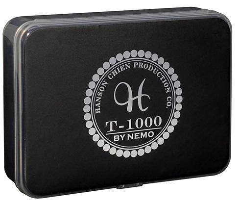 T-1000(金属チェーンの貫通)