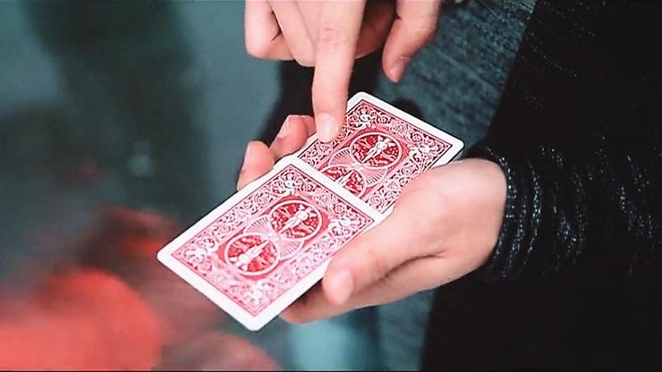トゥルーカラーズ(カードが目の前で徐々に変化)