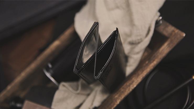 X型ミニヒンバーワレット(PUレザー)