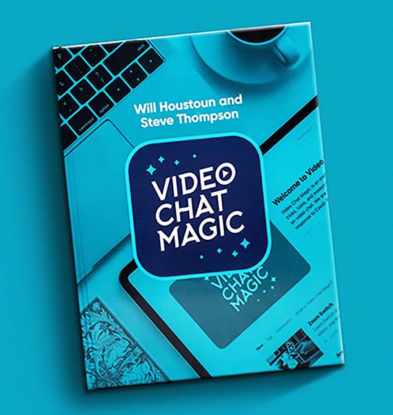 Video Chat Magic:ビデオ・チャット・マジック(英書)