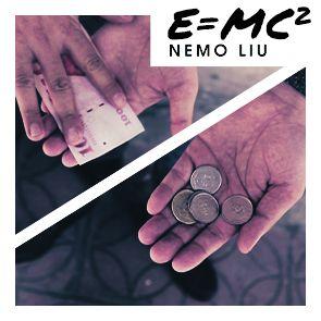 E=MC2(お札の瞬間変化)