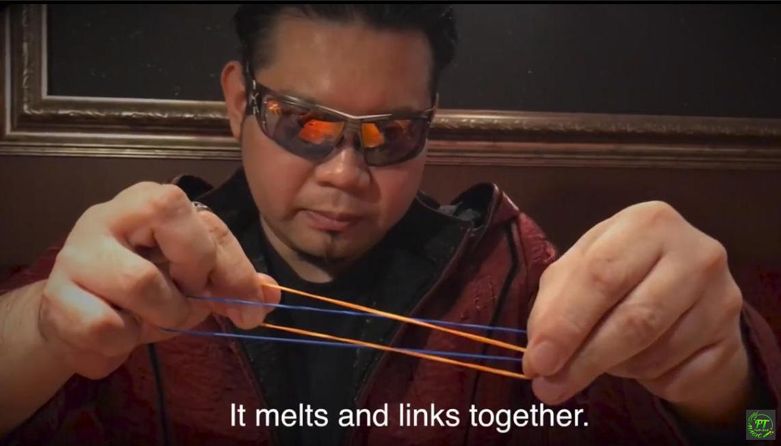 メルティ・リンク(新輪ゴムの貫通)