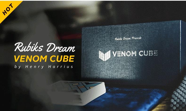 ヴェノムキューブ(2つのキューブの完全一致)