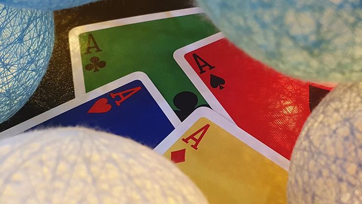 カラーリング(美しいカードの色変化)
