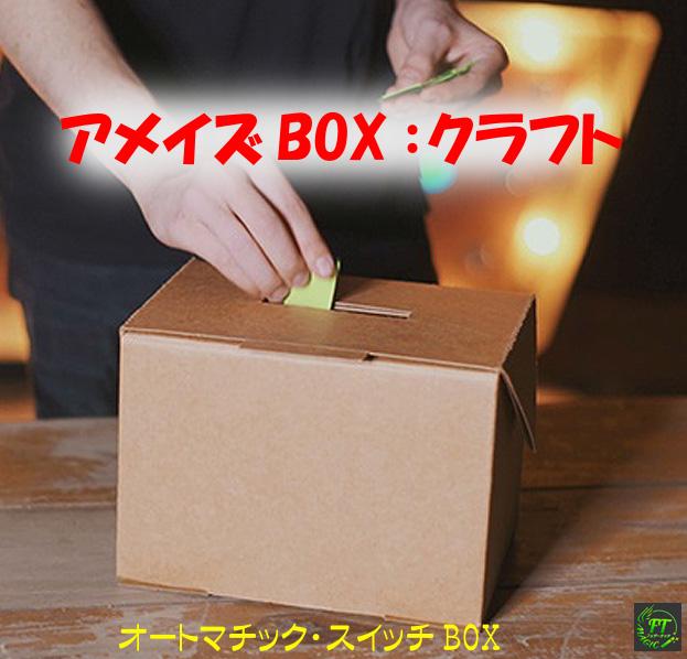 アメイズBOX:クラフト(オートマチック・スイッチBOX)