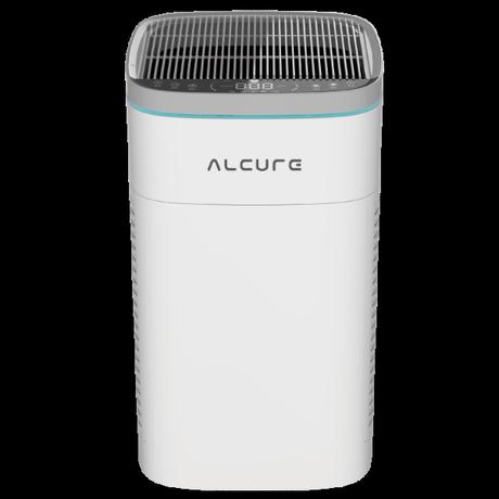 光触媒&マイナスイオン機能付き空気清浄機<br>ALCURE(アルキュア)【A100C】