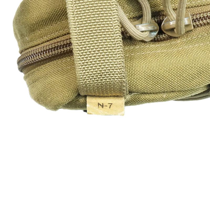 19029688-2 SILYNX C4 OPS キャリングポーチ *カーキ【管B1-I10】