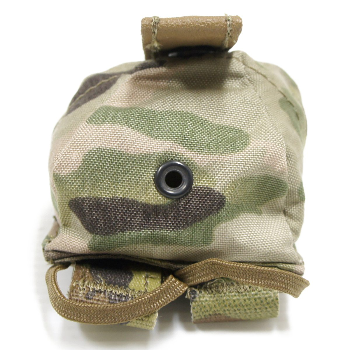 20080345 HIGH GROUND GEAR Instant-Access Frag Grenade Pouch *マルチカム/M67フラッググレネード1個収納