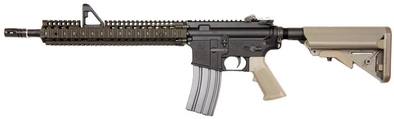 VFC 電動ガン COLT M4 FSP COLT&DD Licensed FDE *日本仕様 【品番:VF1-LM4FSP-TN01】