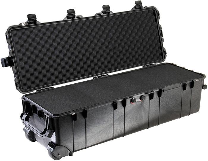 17010039 PELICAN製 PROTECTOR CASE Model 1740 LONG CASE *ブラック色/ウレタンフォーム付き