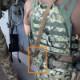 20090409-8 EAGLE フラットダブル9mmハンドガンマグポーチ V2 *AOR2/2011年製/NAVY SEAL