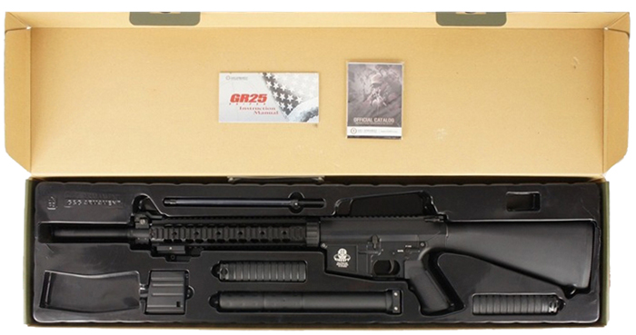 G&G ARMAMENT AEG 電動ガン SR-25 スナイパーライフル