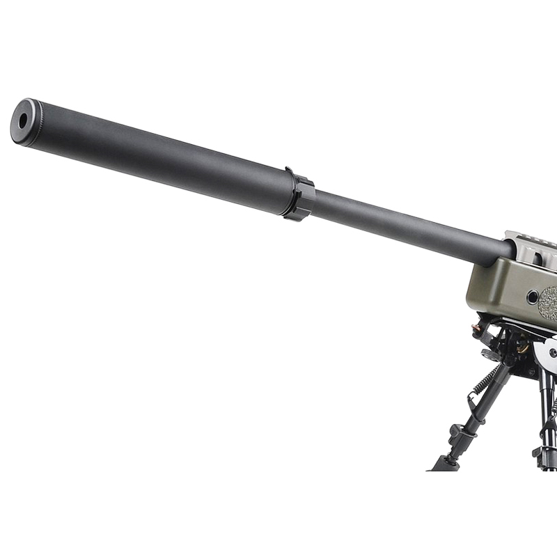 VFC M40A5 QDサイレンサー *M40A5ハイダー用 【品番:VF9-SS-M40-BK02】