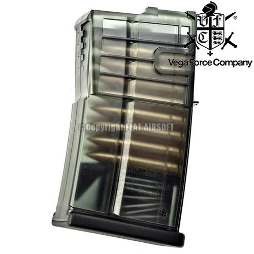 VFC HK417 100連マガジン *ダミーカートリッジモデル 【品番:VF9-MAG-417E100-BK01】