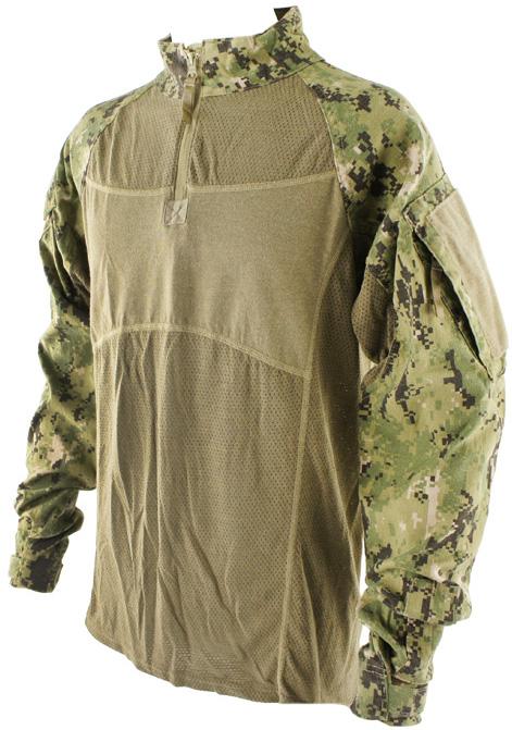 15070856 NEW BALANCE社製 NWU TYPE3 FRコンバットシャツ