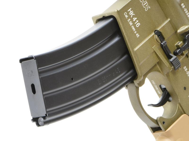 VFC 電動ガン UMAREX H&K 416A5 H&K Licensed *RAL8000/日本仕様/H&Kライセンス品 【品番:VF1J-LHK416A5-TN01】