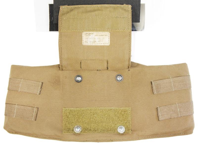 17050512 レア!! LBT製 P/N:2711A Waist Belt / Suspension Kit (CASS) *CB色/M/Lサイズ