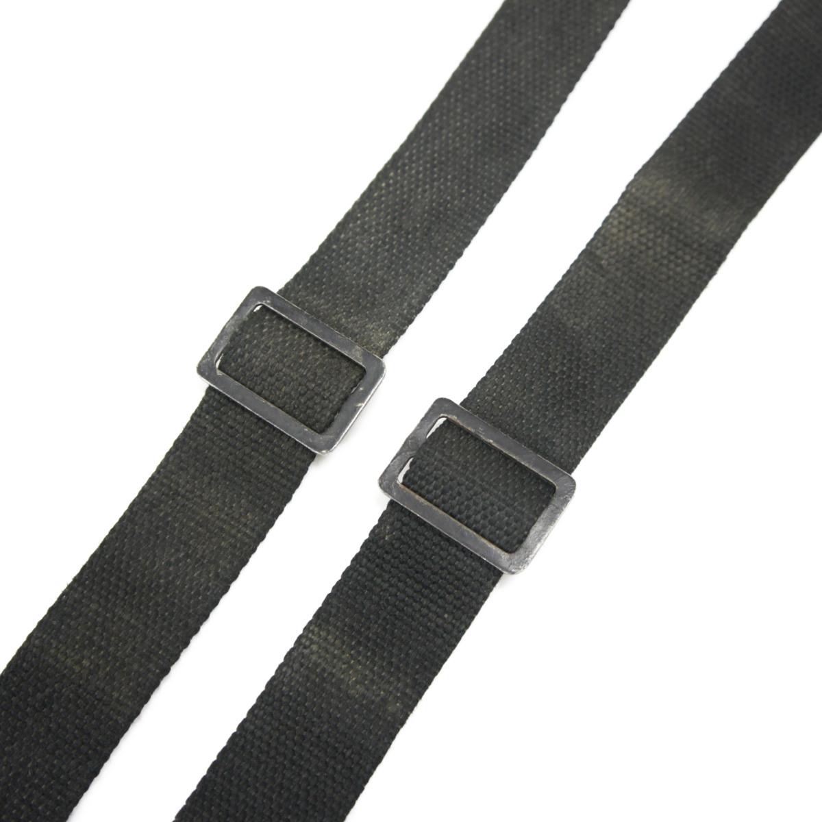 20080329-16 サイレントスリング *ブラック/ショートサイズ/全長(約)130cm