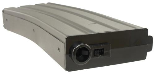 VFC M16/M4/XCR 120連マガジン *5本セット 【品番:VF9-MAG-M4E120-GY02】