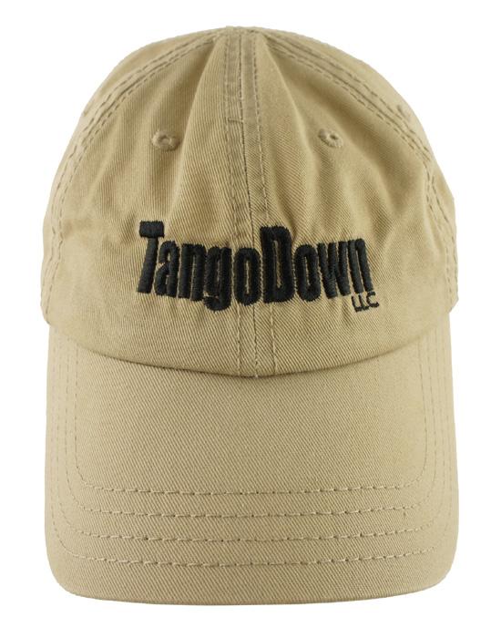 15101162-1 TANGODOWN ロゴキャップ *ベージュ色