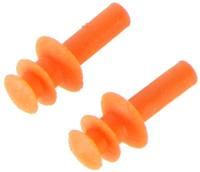 16112390-1 米軍放出品 イヤープラグ *2個セット/オレンジ色