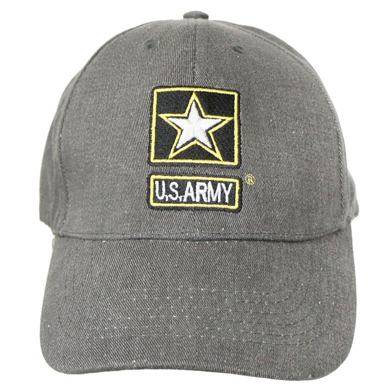 20070100 US ARMY キャップ *グレー/ワンサイズ