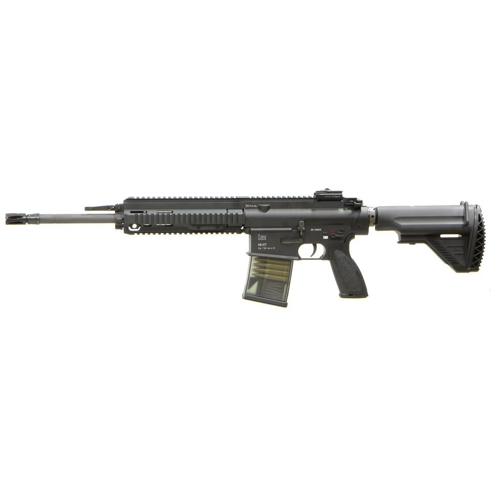 VFC/Umarex 電動ガン HK417 16in GRS HK Licensed *日本仕様/H&Kライセンス品 【品番:VF1J-LHK417-BK04】