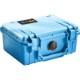 18089214-3 PELICAN 1150 プロテクターケース *ブルー/ピックンプラックフォーム付き