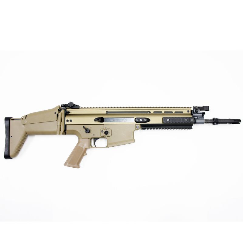 VFC 電動ガン SCAR-H MK17 CQC *タン/日本仕様 【品番:VF1-MK17-TN81】