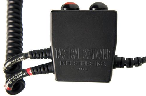 17010003 激レア!! TCI製 LIBERATOR 3 デュアルコムタクティカルヘッドセット