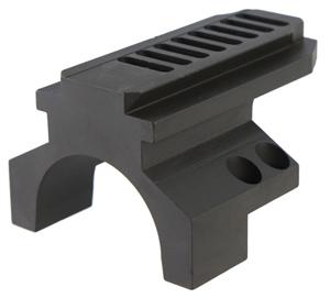 17010005 激レア!! BADGER ORDNANCE製 P/N:306-71 30mm SIMRAD Ring [MK 11 MOD 0] SIMRAD NVD用スコープリングマウント