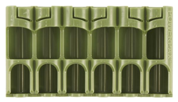 16092107 GG&G GGG-1362 タクティカルバッテリーホルダー 単三乾電池x12 OD