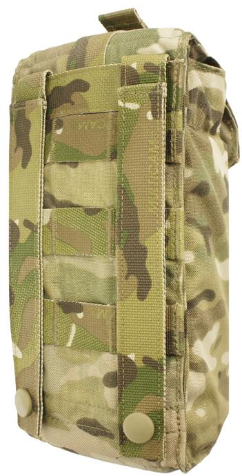 15030312 激レア!! 米軍放出品 EAGLE製 MOLLE AN/PVS-14, 17, 18, 21, 22 NVGキャリングポーチ *マルチカム色