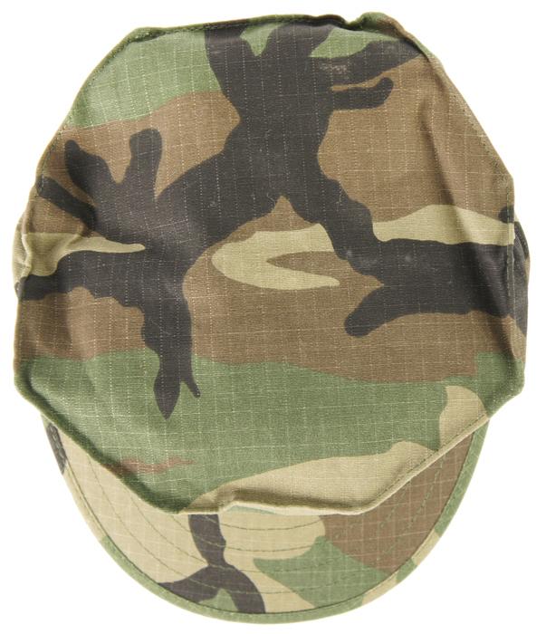 13083052-7 米軍放出品 ROTHCO製 MC ユーティリティーキャップ *ウッドランド色