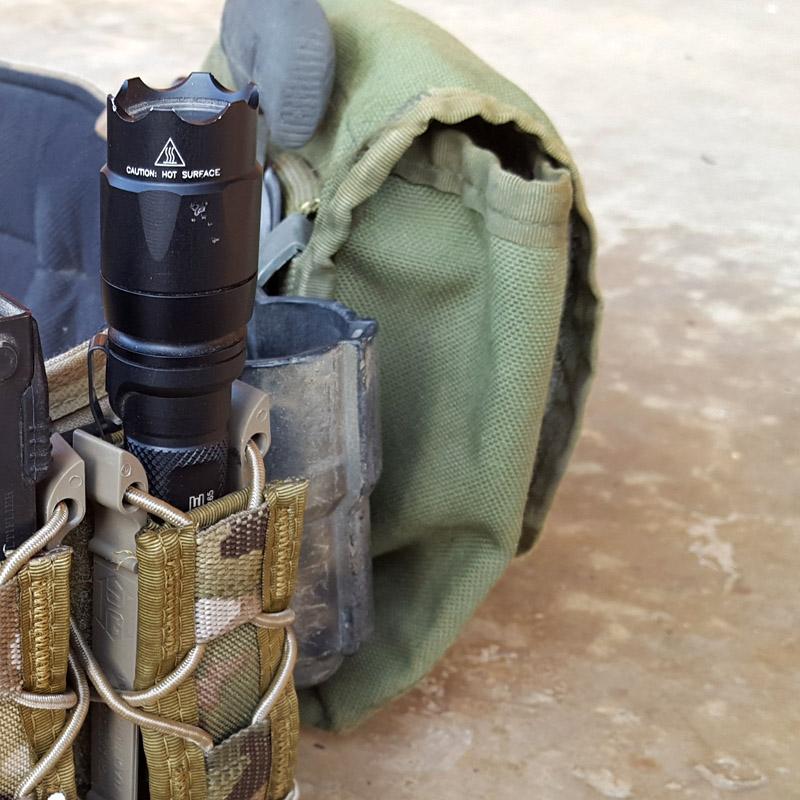 19119927-3 LBT M60 100rd アモポーチ *OD/NAVY SEAL