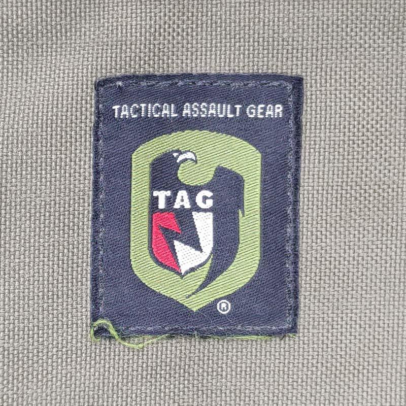 20100439-1 TAG RRV ローデシアンレコンベスト *レンジャーグリーン