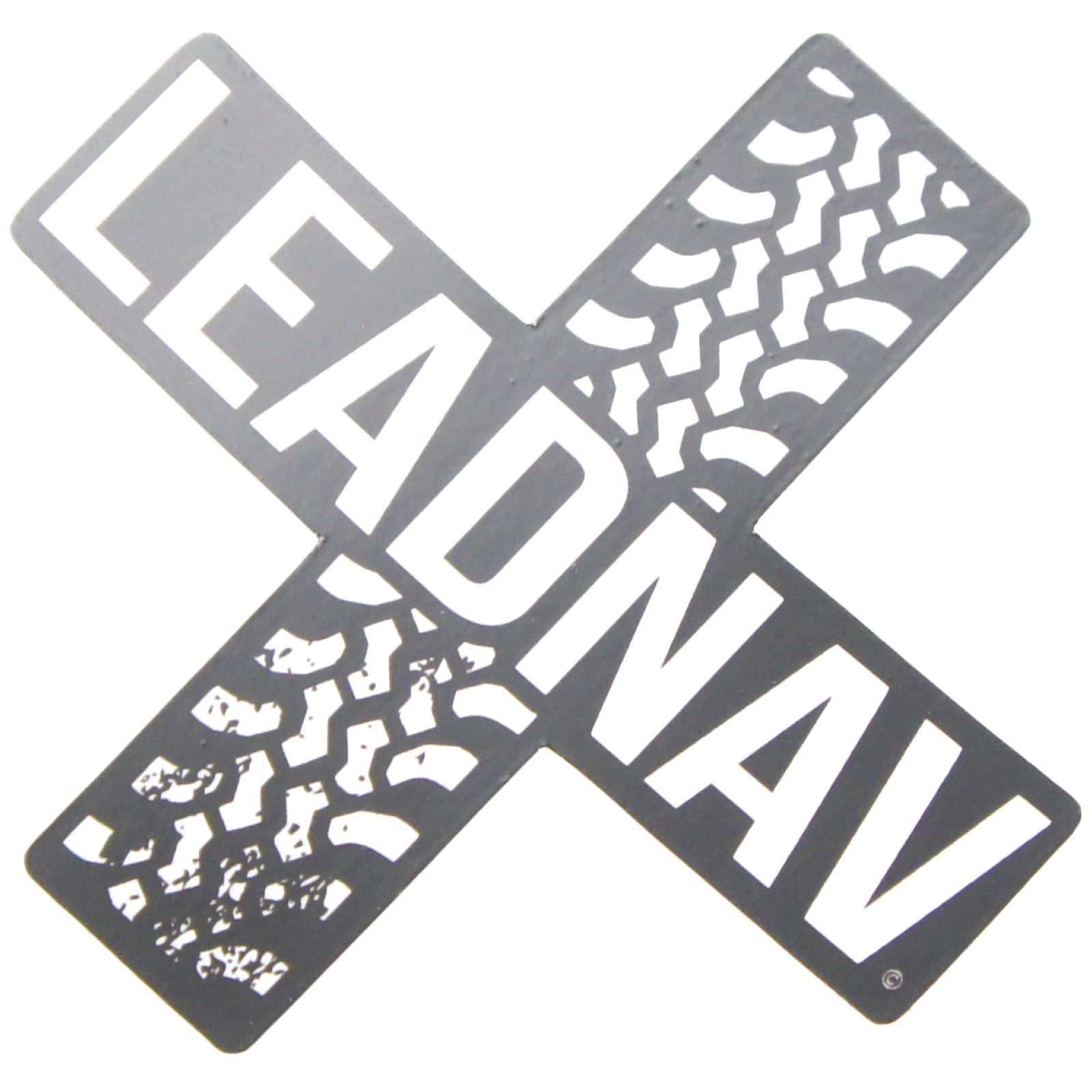 20070179 LEADNAV SYSTEMS スティッカーB