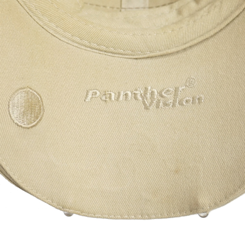 15121349-2 TAG PANTHER VISION LEDライト付きウォリアーハット *コヨーテタン/ワンサイズ/ホワイトLEDライト搭載