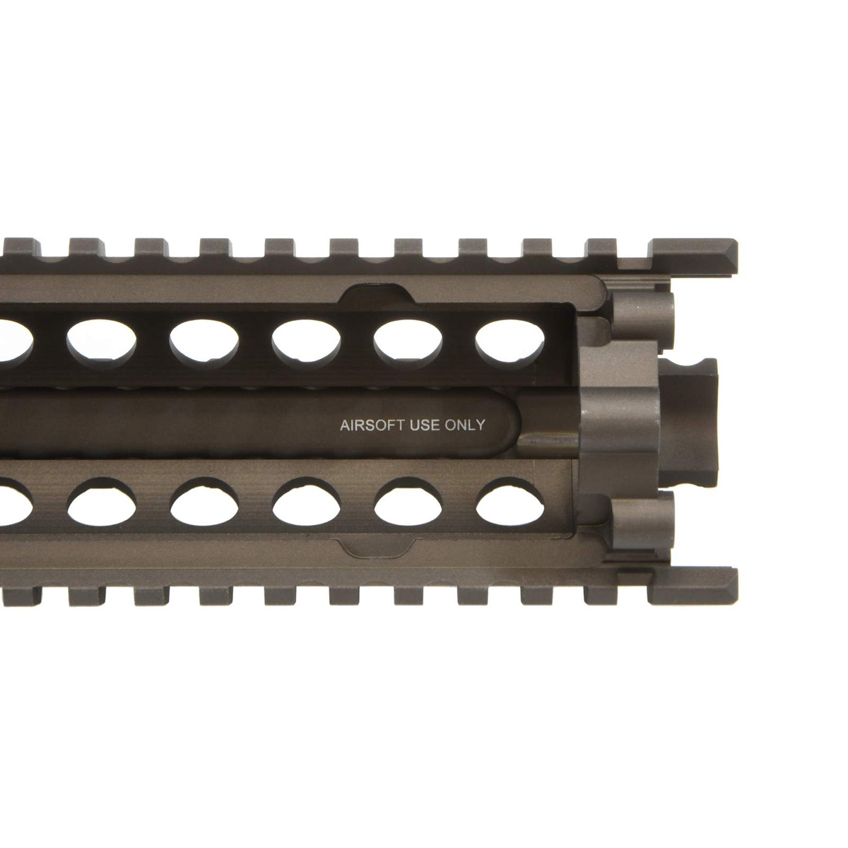 VFC Daniel Defense MK18 RIS2 レイルハンドガード *タン/ダニエルディフェンスライセンス品 【品番:VF9-HGD-DDRIS2-TN01】