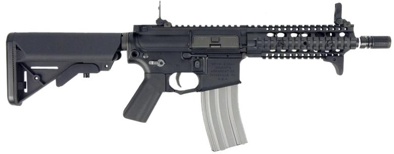 "VFC 電動ガン KAC SR-635 8.5"" Knight's Licensed *日本仕様/ナイツアーマメントライセンス品 【品番:VF1-LSR635-BK81】"