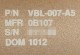 17080805 ★★★RARE!! INSIGHT TECHNOLOGY製 P/N:VBL-007-A5 WMX 200 Visible Bright Light
