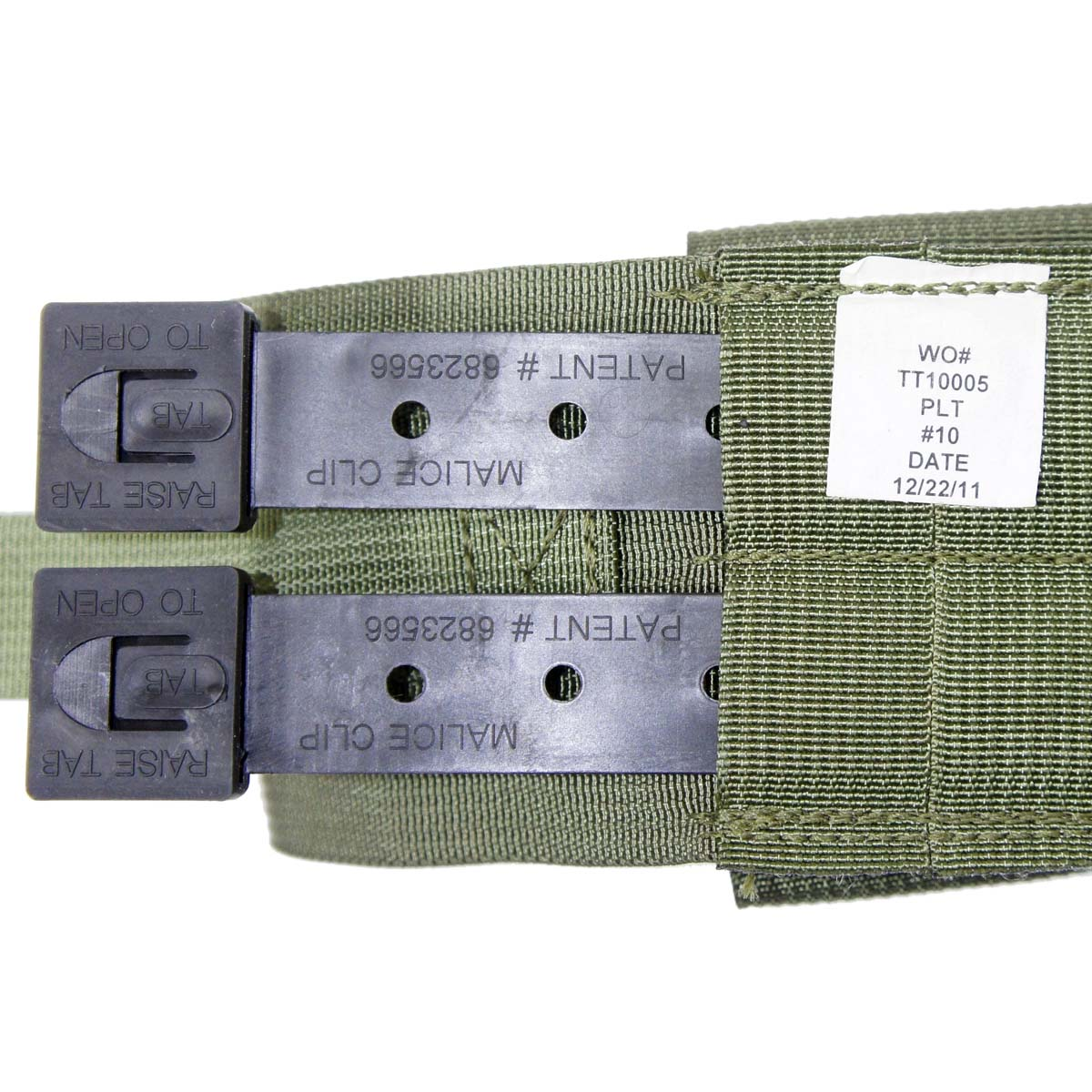 20080292-4 TACTICAL TAILOR レディオポーチ *OD/AN/PRC-148 MBITR収納可能