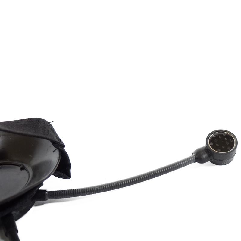 19019424 激レア!! SELEX TASC-1 マリタイムタクティカルヘッドセット *10ピンウォータープルーフコネクター/音量調整PTTボックス仕様