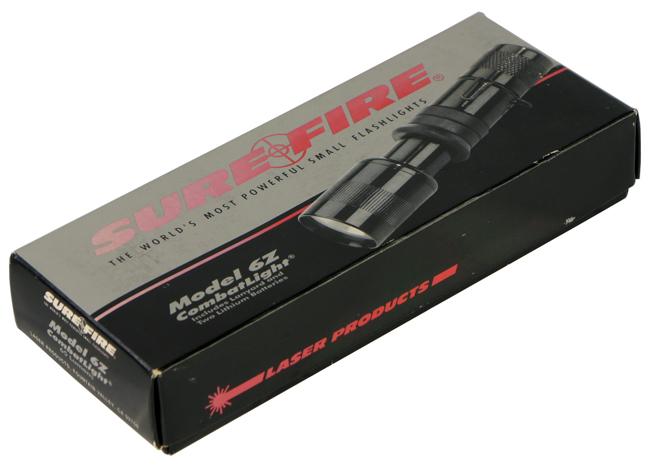 16102217 激レア!! SUREFIRE製 Model 6Z コンバットライト *旧型