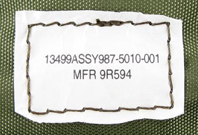 12091273 米軍放出品 ROCKWELL COLLINS AN/PSN-13A DAGR GPS用キャリングポーチ *OD色